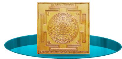 Gold-Yantra